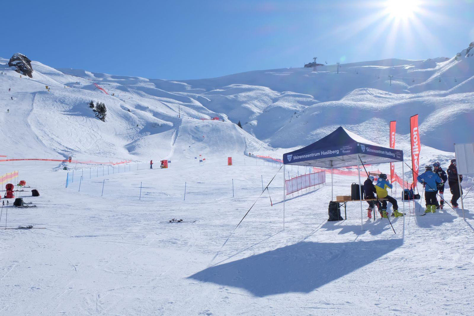 ski racing centre | skirennzentrum meiringen-hasliberg